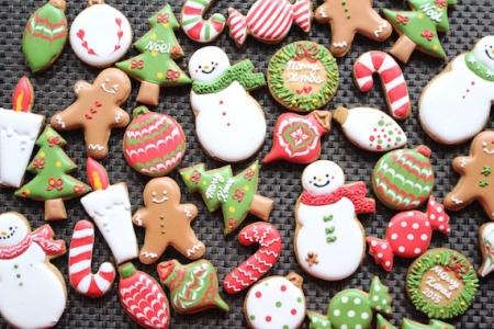 クリスマス アイシング2