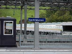 4日目ラウターブルンネン~ヴェンゲン (2)