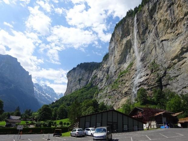 5日目シュタウフバッハの滝 (2)