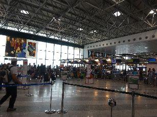 7日目@ミラノ空港 (1)