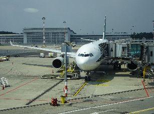 7日目ミラノ空港 (3)