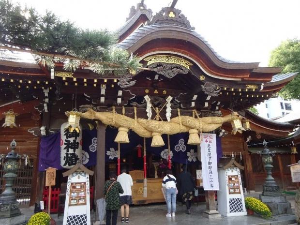 櫛田神社@博多 (5)
