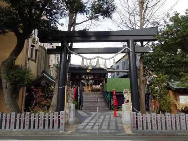 菊名神社 (1)