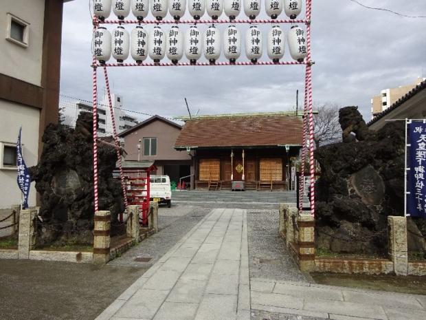 鶴見神社 (3)
