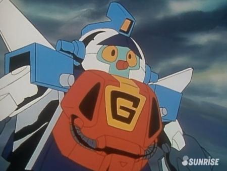 超力ロボ ガラットのジャンブーN14