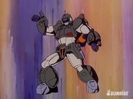 超力ロボ ガラットのカミーグ・ガラットN20