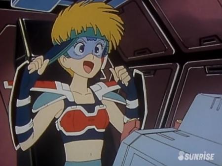 超力ロボ ガラットのパティ・パンプキンN4