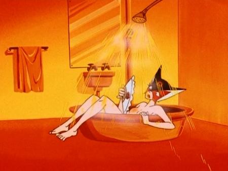 ヤッターマン1977 ドロンジョの全裸ヌード155