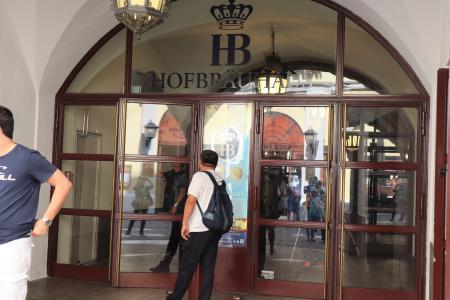 Hofbräuhaus munich(ホーフブロイハウス)2