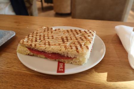 ドイツ パン朝食4
