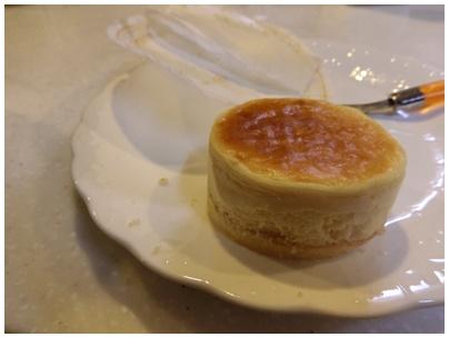 まおちゃんのふわとろチーズケーキ2