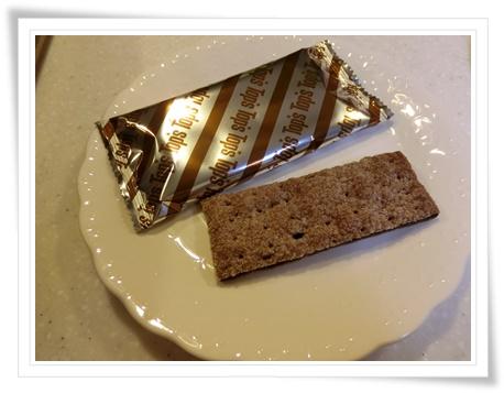 サクサクチョコレートパイ2