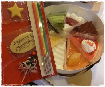 銀座コージーコーナーケーキ2
