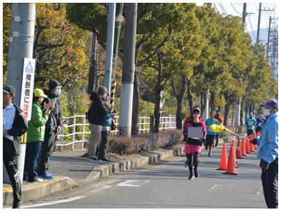 うちぬきハーフマラソン1