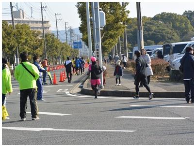 うちぬきハーフマラソン3