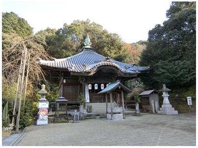 前神寺1(大師堂1)