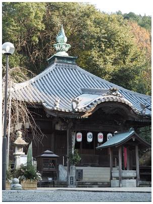 前神寺1(大師堂3)