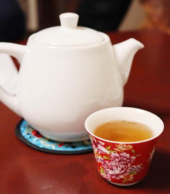 8_温かいお茶