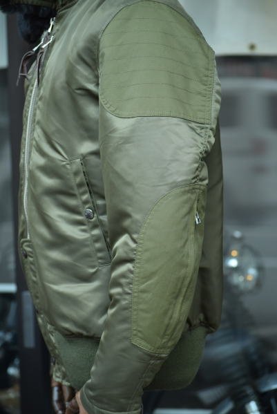 MFB-2207 フライトライダースジャケットⅢ