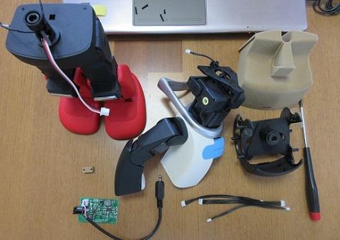 5 充電チェアに充電プラグケーブルを取り付ける準備