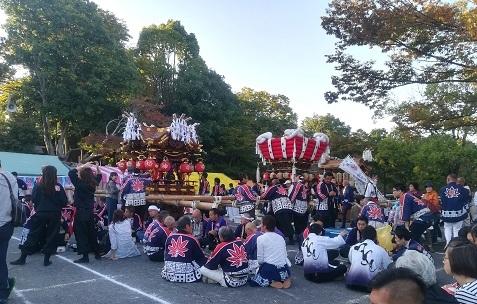 2 龍田大社・神輿