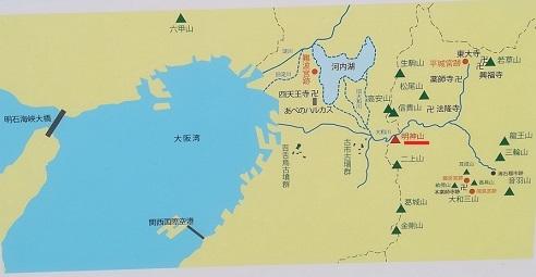 7 明神山の位置