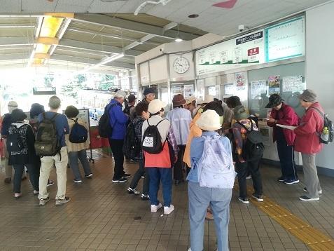 1 生駒山ケーブル駅・下