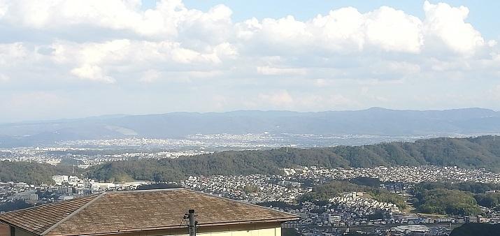 13 奈良盆地・若草山