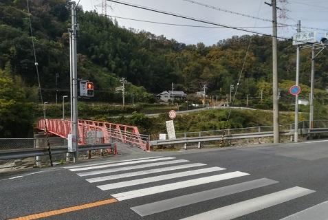 16 国道25号線の弁天橋
