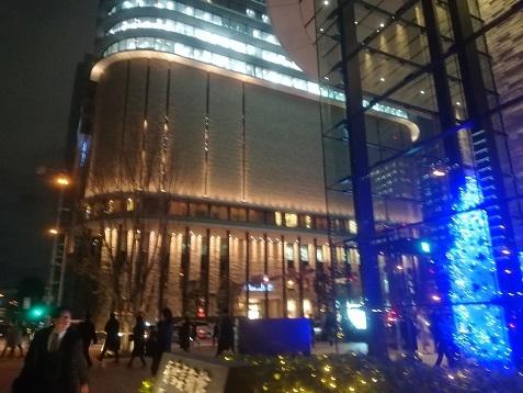 2 フェスティバルホールの入っているビル