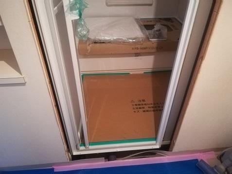 17 浴室ドア周辺部は、明日の作業予定