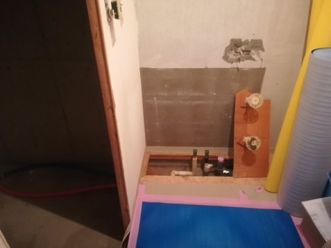 11 洗面台の完全撤去