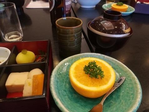 23 忘年会の料理