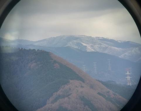 4 雪の金剛山