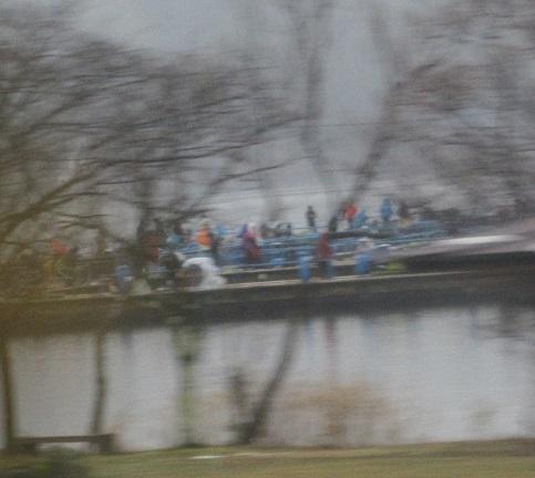 15 余呉湖のワカサギ釣り?