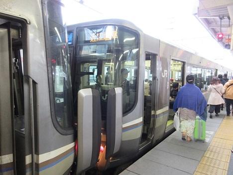 11 近江塩津行きの電車