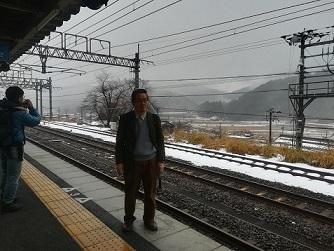 16s 近江塩津駅にて