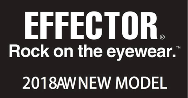effector 2018aw new