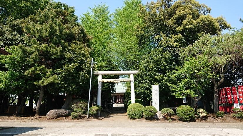 01 公所浅間神社