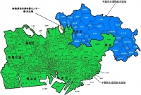 千葉市の給水地域