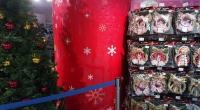 クリスマスとお正月の飾り