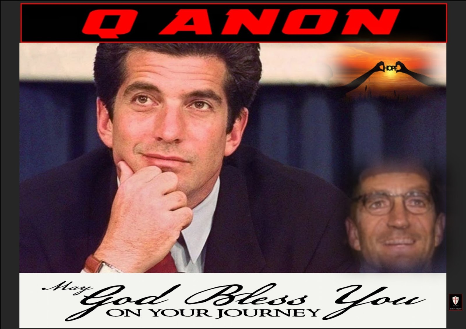 _q anon jfk jr hope