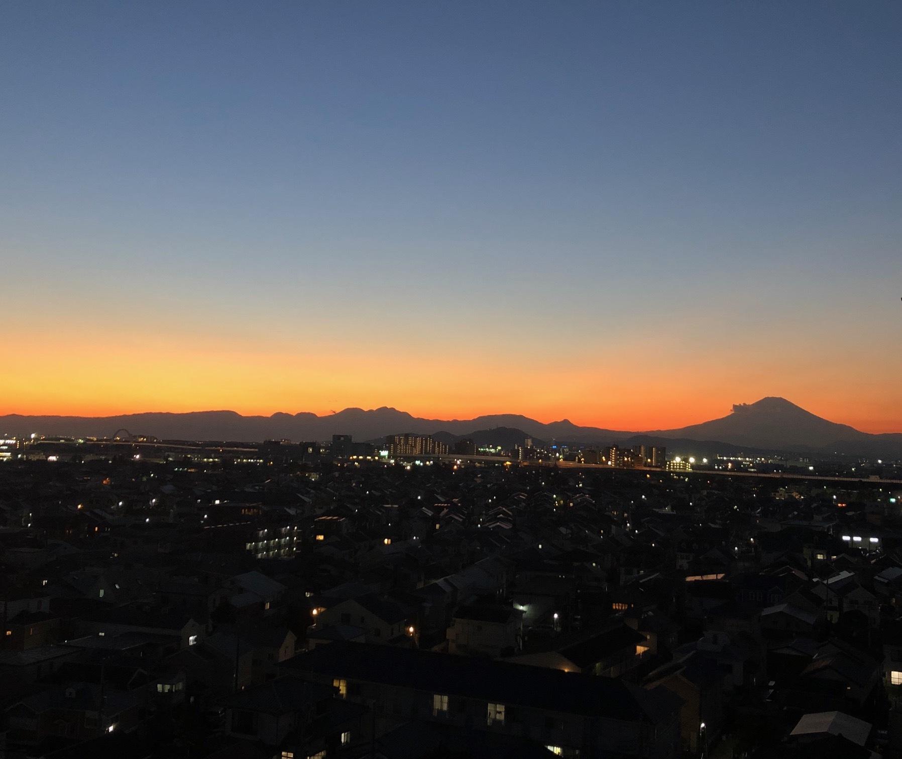富士山190105
