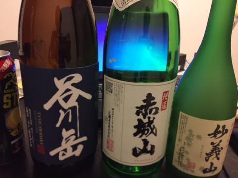 181120カラの日本酒瓶