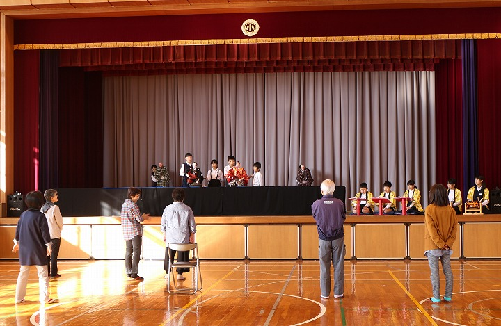 えびす舞チャレンジ教室 30 10 30