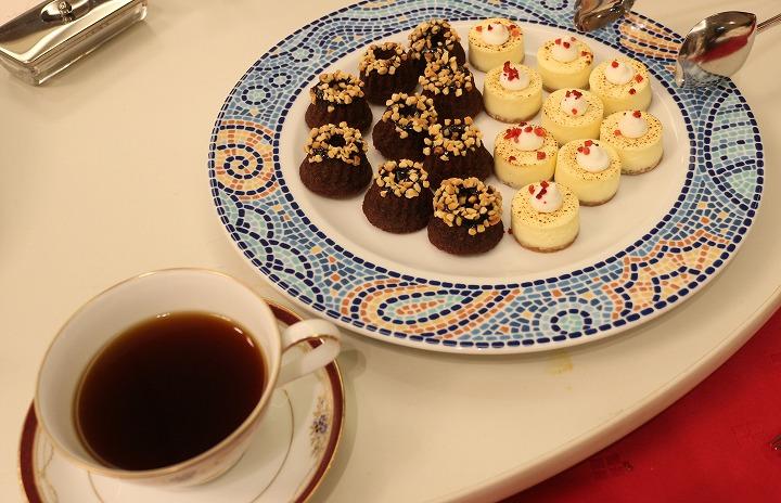 デザートとコーヒー 30 11 24