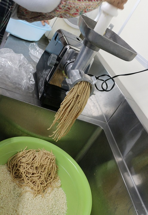 大豆をつぶして入れる 30 11 28
