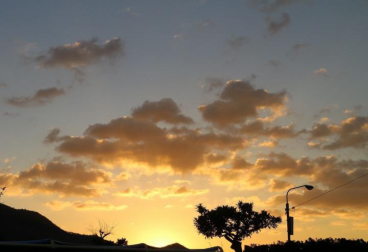 日の出前 30 12 19