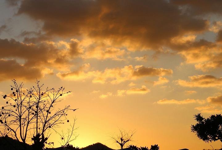 太陽がすぐ出ます 30 12 19