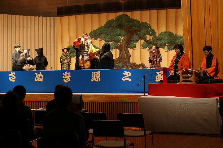 財田町文化祭に招かれて 30 10 27